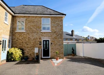 3 bed semi-detached house for sale in Suffolk Court, Suffolk Street, Whitstable CT5
