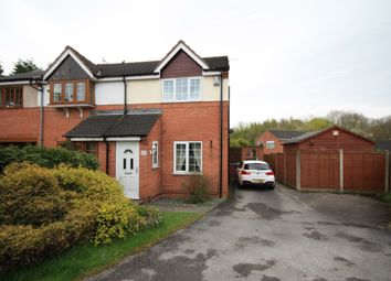 Thumbnail 2 bed semi-detached house for sale in Maple Drive, Broadmeadows, Alfreton