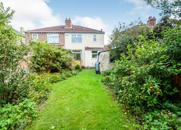 3 bed semi-detached house for sale in Fulwood Road, Aigburth, Liverpool L17