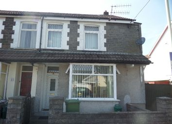 Thumbnail 4 bed end terrace house to rent in New Park Terrace, Treforest, Pontypridd