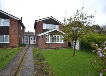 Thumbnail 3 bed detached house for sale in Norwich Road, Long Stratton, Norwich