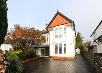 Thumbnail 2 bed flat for sale in Pencisely Road, Cardiff