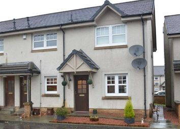 Thumbnail 2 bed flat to rent in Crownhill Court, Glenmavis, Airdrie