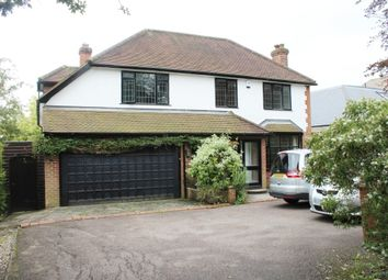 Thumbnail 5 bedroom detached house to rent in Vineyards Road, Northaw, Potters Bar