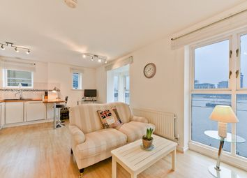Thumbnail 2 bed flat for sale in Regency House, 1 Pepys Crescent, London