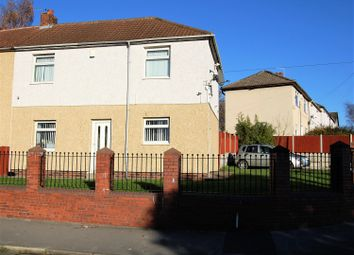 Thumbnail 3 bed semi-detached house for sale in Hanover Street, Thurnscoe, Rotherham
