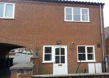 Thumbnail 2 bed mews house to rent in Monks Dyke Road, Louth