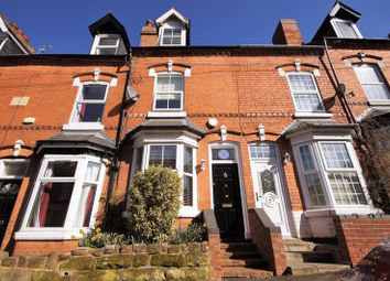 Thumbnail 3 bedroom terraced house for sale in Farquhar Road, Moseley, Birmingham