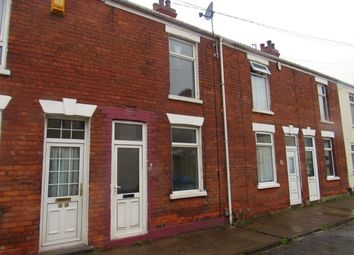 Thumbnail 2 bedroom terraced house to rent in Saunders Street, Grimsby