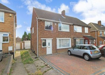 Thumbnail 3 bedroom semi-detached house for sale in Hill Rise, Luton