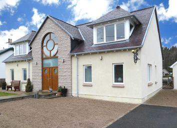 Thumbnail 3 bed detached house for sale in Craigdhu Road, Newtonmore