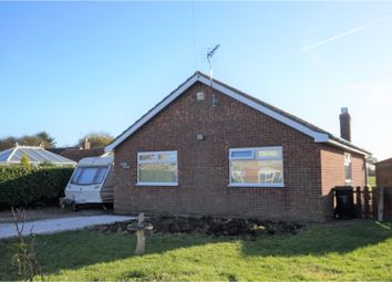 Thumbnail 3 bed detached bungalow for sale in Main Road, Alford