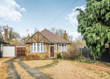 Thumbnail 2 bedroom detached bungalow for sale in Meadow Close, Ruislip