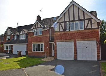 Thumbnail 5 bed detached house to rent in Aynsley Court, Rainhill, St Helens