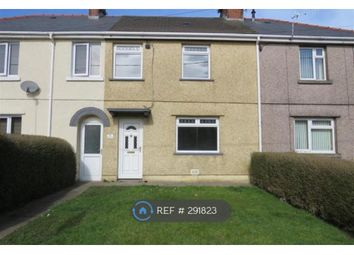 Thumbnail 2 bed terraced house to rent in Glasfryn, Llanelli