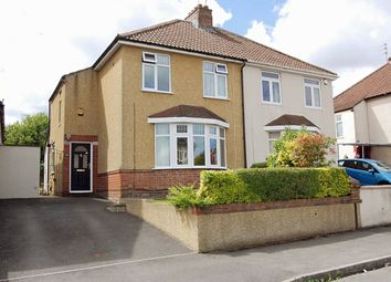Thumbnail 3 bed semi-detached house for sale in Alexandra Gardens, Staple Hill, Bristol