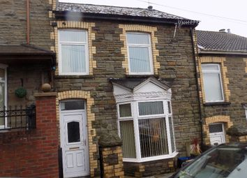Thumbnail 3 bed terraced house for sale in Blythe Street, Abertillery