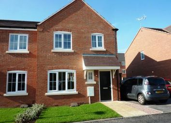 Thumbnail 3 bedroom semi-detached house to rent in Penruddock Drive, Tile Hill, Coventy