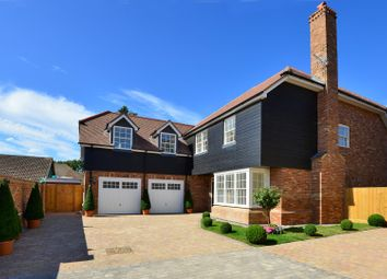 Thumbnail 5 bed detached house for sale in Monkton Street, Monkton, Ramsgate