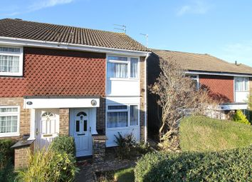 Thumbnail 2 bed end terrace house to rent in Crusader Road, Hedge End, Southampton