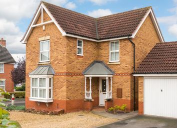 Thumbnail 3 bed detached house for sale in Hallam Drive, Shrewsbury