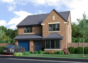 "Thumbnail 4 bed detached house for sale in ""The Chadwick Alternative"" at Priory Gardens, Corbridge"