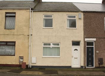 Thumbnail 2 bed terraced house to rent in West Chilton Terrace, Chilton, County Durham
