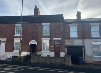 Thumbnail 2 bed terraced house for sale in High Street, Newhall, Swadlincote