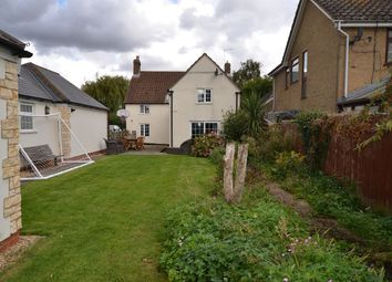 Thumbnail 4 bed detached house to rent in Peterborough Road, Castor, Peterborough