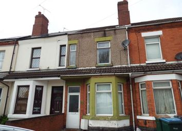 Thumbnail 3 bed terraced house for sale in Foleshill Road, Foleshill, Coventry, West Midlands