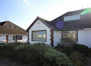 Thumbnail 2 bed semi-detached bungalow to rent in Bamford Close, Bury, Greater Manchester