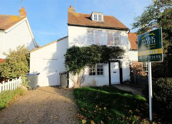Thumbnail 2 bedroom end terrace house for sale in Borstal Hill, Whitstable, Kent
