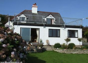 Thumbnail 4 bed detached house for sale in The Mountain, Holyhead, Angelsey, North Wales
