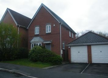 Thumbnail 3 bed detached house for sale in Keepers Wood Way, Chorley, Lancashire