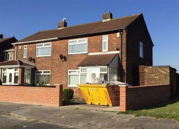 Thumbnail 2 bed semi-detached house for sale in Biddick Hall Drive, South Shields