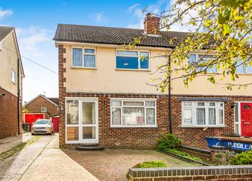 Thumbnail 3 bedroom semi-detached house to rent in Sheppard Road, Basingstoke