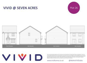 Thumbnail 3 bed detached house for sale in Pond Close, Overton, Basingstoke