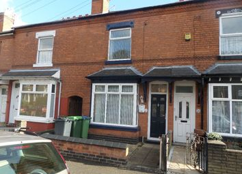 Thumbnail 2 bed terraced house to rent in Katherine Road, Bearwood