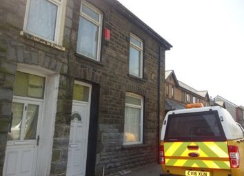 Thumbnail 3 bed end terrace house for sale in Carne Street, Pentre