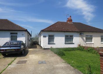 Thumbnail 2 bed semi-detached bungalow for sale in Fir Copse Road, Purbrook, Waterlooville