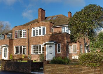 Thumbnail 3 bed maisonette for sale in Linden Close, Thames Ditton