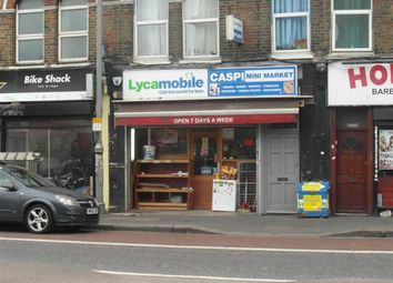 Retail premises to let in Lea Bridge Road, Leyton, London E10