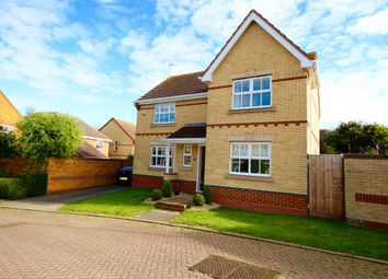 Thumbnail 4 bed detached house to rent in Adams Close, Stanwick, Wellingborough