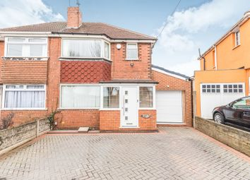Thumbnail 4 bed semi-detached house for sale in Charnwood Road, Great Barr, Birmingham