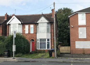 Thumbnail 3 bed semi-detached house for sale in Stockport Road, Cheadle Heath, Stockport