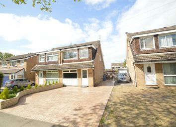 Thumbnail 3 bed semi-detached house to rent in Nangreave Road, Heaviley, Stockport, Cheshire