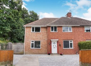 Thumbnail 4 bed semi-detached house for sale in Collingwood Avenue, Didcot