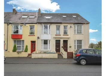 Thumbnail 3 bed town house for sale in Victoria Road, Pembroke Dock