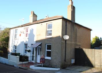 Thumbnail 2 bed end terrace house to rent in Fairlight Road, Hastings, East Sussex