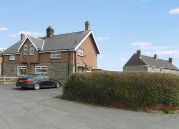 Thumbnail 3 bedroom semi-detached house for sale in Crawford Crescent, Elsdon, Newcastle Upon Tyne